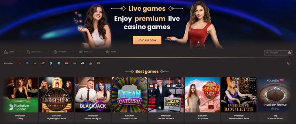 National Casino Login - No deposit bonus Deutschland